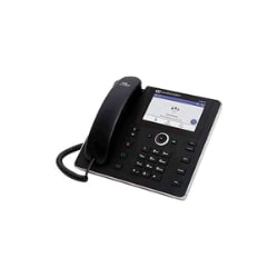 AudioCodes C450HD IP Phone - VoIP phone - with Bluetooth interface with cal