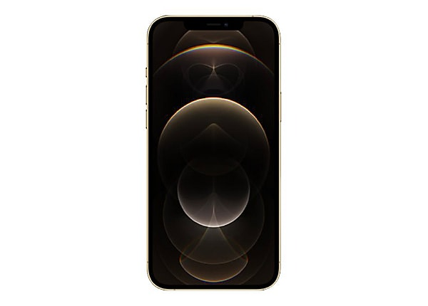 Apple iPhone 12 Pro Max - gold - 5G - 128 GB - CDMA / GSM - smartphone