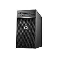 Dell 3640 Tower - MT - Core i7 10700 2.9 GHz - 16 Go - SSD 512 Go