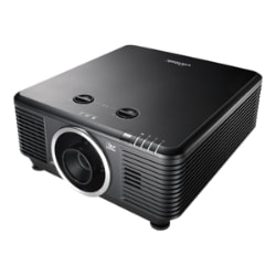 Vivitek DU7098Z - DLP projector - no lens - 3D - LAN - black