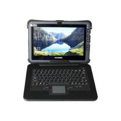 iKey IK-U11-BL - Rugged - keyboard - with touchpad - QWERTY - English