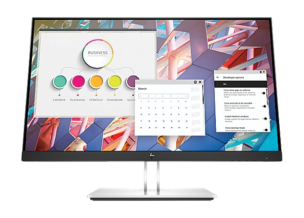 HP E24 G4 - E-Series - LED monitor - Full HD (1080p) - 23.8""