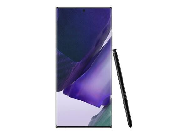 Samsung Galaxy Note20 Ultra 5G - mystic black - 5G - 128 GB - CDMA / GSM -