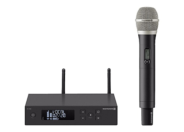 beyerdynamic TG 550 Vocal Set - wireless microphone system