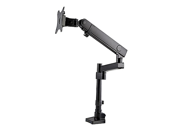 StarTech.com Desk Mount Monitor Arm w/ USB - Pole Mount Full Motion - 17lb