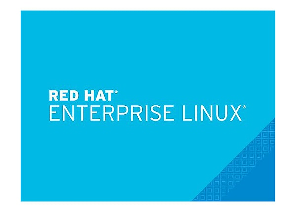 Red Hat Enterprise Linux Server - premium subscription - 2 sockets, 1 physi
