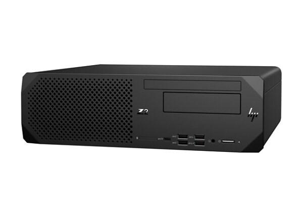 HP Workstation Z2 G5 - SFF - Core i7 10700 2.9 GHz - vPro - 16 GB - SSD 512