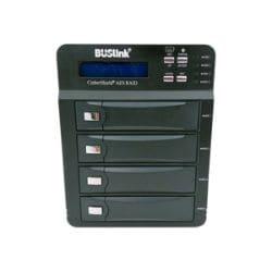 BUSlink CipherShield 256-bit RAID Hard Drive CSE-72TB4-SU3 - hard drive arr