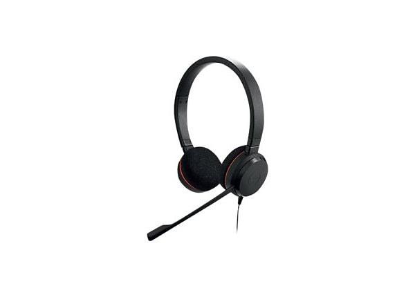 Jabra Evolve 20 UC stereo - headset