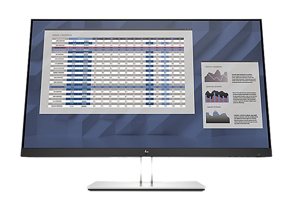 HP E27 G4 - E-Series - LED monitor - Full HD (1080p) - 27""