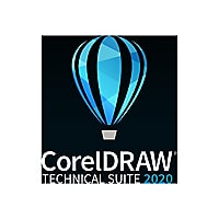 CorelDRAW Technical Suite 2020 - license - 50 users