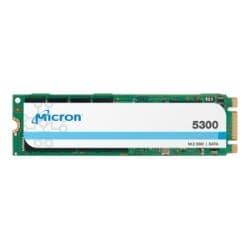 Micron 5300 PRO - solid state drive - 240 GB - SATA 6Gb/s