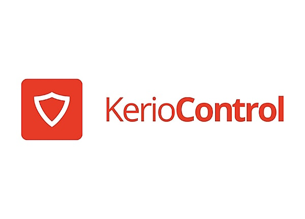 Kerio Control AntiVirus Add-on - subscription license renewal (1 year) - 1