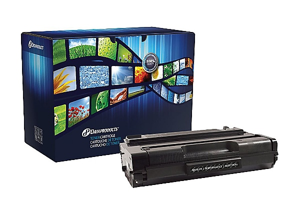 Dataproducts - Extended Yield - black - remanufactured - toner cartridge (a