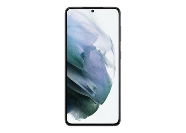 Samsung Galaxy S21 5G - phantom gray - 5G - 128 GB - GSM - smartphone