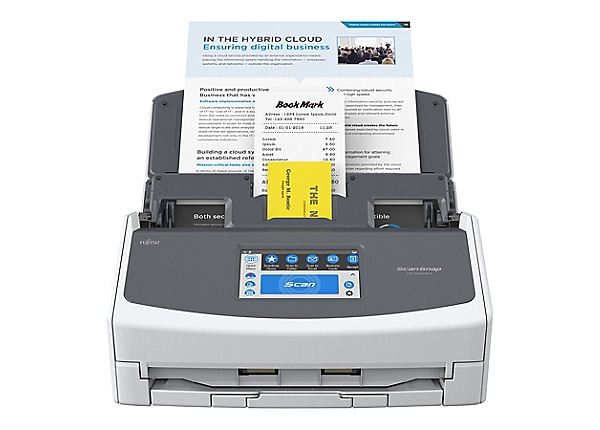 Fujitsu ScanSnap iX1600 - document scanner - desktop - Wi-Fi(n), USB 3.2 Ge