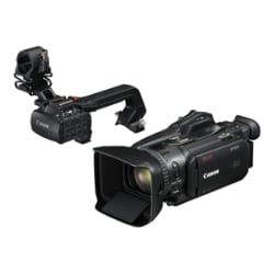 Canon XF400 - camcorder - storage: flash card