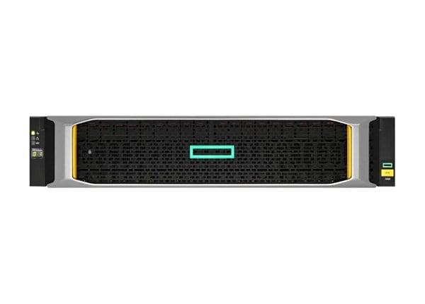 HPE Modular Smart Array 2060 10GbE iSCSI SFF Storage - hard drive array