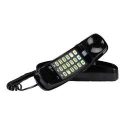 AT T 210 Black Trimline Memory Telephone