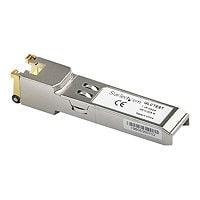 StarTech.com Cisco GLC-TE Compatible Module, 1000BASE-T Copper Industrial G