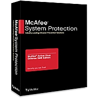 McAfee Active Virus Defense SMB Edition (v. 8.5) - box pack + 1 Year Gold S