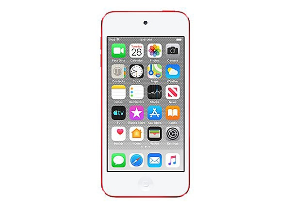 Apple iPod touch (PRODUCT) RED - digital player - Apple iOS 13