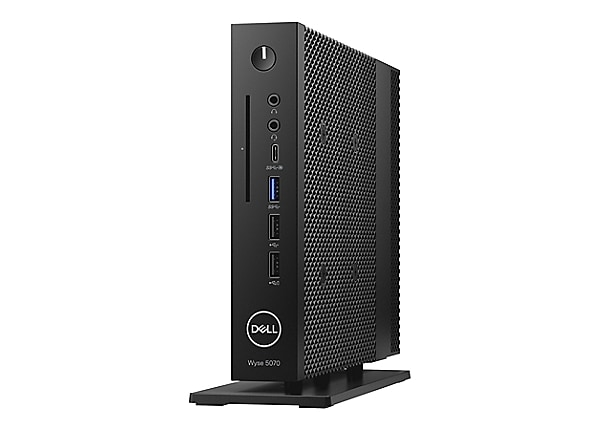 Dell Wyse 5070 - DTS - Celeron J4105 1.5 GHz - 4 GB - flash 32 GB