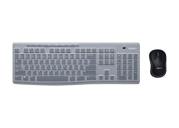 Logitech MK270 Wireless Combo for Education with Protective Keyboard Cover