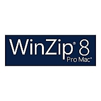 WinZip Mac Edition Pro (v. 8) - license - 1 user