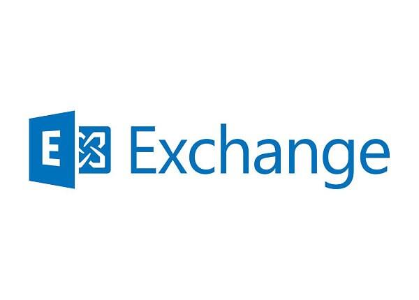 Microsoft Exchange Standard User CAL - license & software assurance