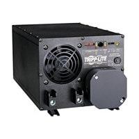 Tripp Lite Intl Inverter/Charger 2000W 12VDC230VAC RJ45 60A Hardwired