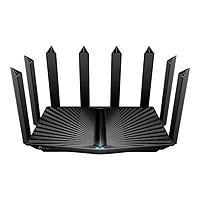 TP-Link Archer AX90 - wireless router - 802.11a/b/g/n/ac/ax - desktop