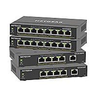 NETGEAR Plus GS308EP - switch - 8 ports - managed