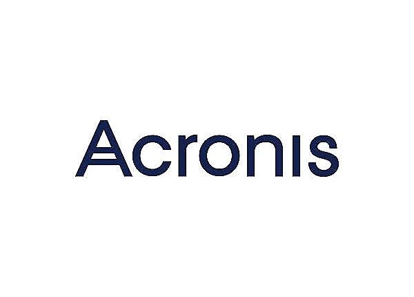 Acronis Cyber Backup Standard Server (v. 15) - competitive upgrade license
