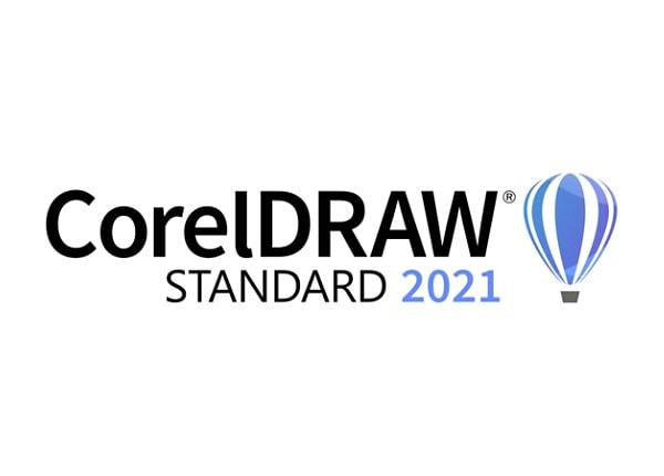 CorelDRAW Standard 2021 - licence - 1 licence