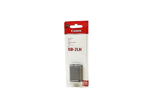Canon NB 2LH Camcorder Battery