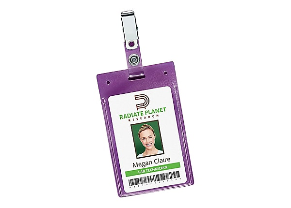 Avery Photo ID System
