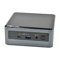 Simply NUC 10i3FNH - mini PC - Core i3 10110U 2.1 GHz - 4 GB - SSD 512 GB