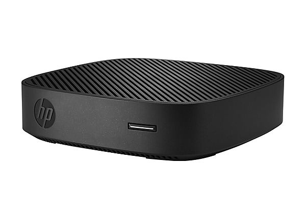 HP t430 - DTS - Celeron N4020 1,1 GHz - 4 GB - flash 64 GB - Canadian Frenc