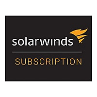 SolarWinds Network Configuration Manager - subscription license (1 year) -