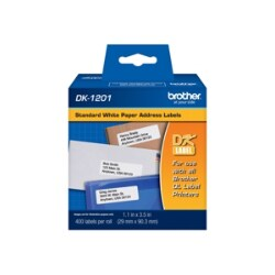 Brother DK1201 - address labels -