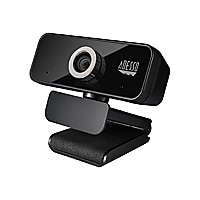 Adesso CyberTrack 6S - webcam - TAA Compliant