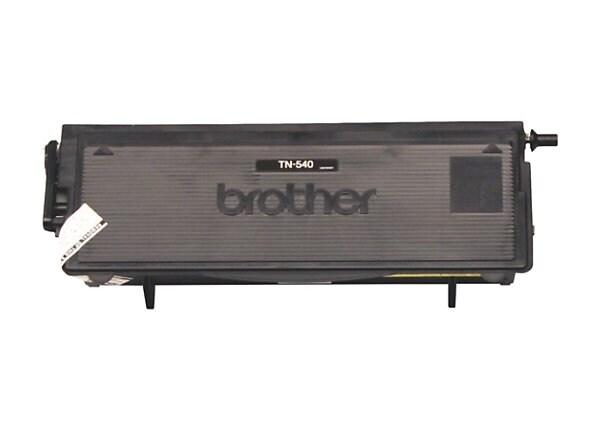 Brother TN540 Black Toner Cartridge