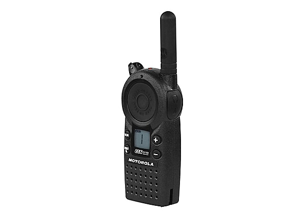 Motorola CLS-1110 UHF 1 Watt 1 Channel 2 Way Radio