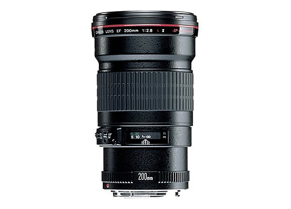 Canon EF telephoto lens - 200 mm