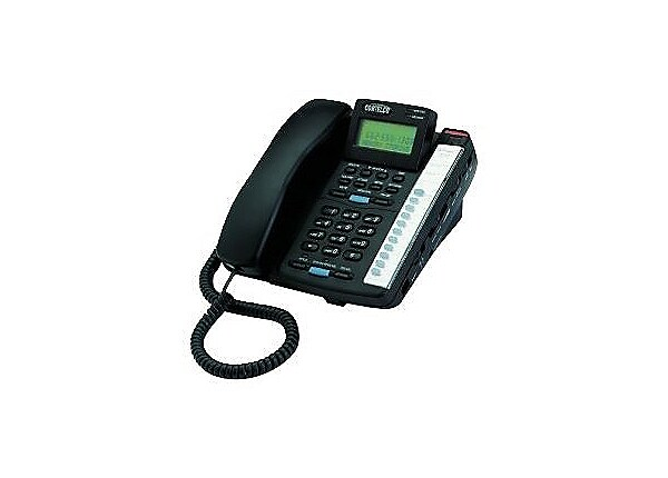 Cortelco Colleague Enhanced Multi-Feature Telephone with CID (black)