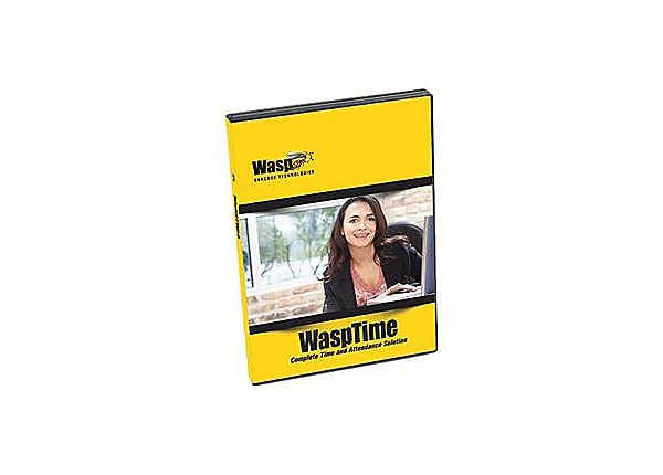 WaspTime Upgrade - 50 Additional Employee Licenses