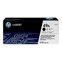 HP LaserJet 49A Black Toner Cartridge