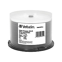 Verbatim DataLifePlus DVD-R- 4.7 GB - storage media