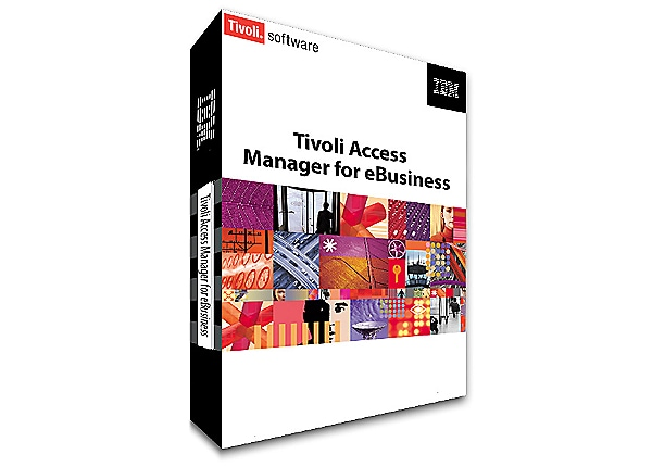 IBM Tivoli Access Manager for e-business - license + 1 Year Software Subscr